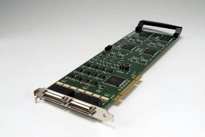 Motion Control Cards offer MEI XMP-PCI compatibility.