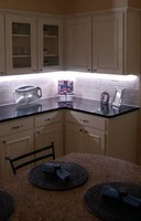 LED Lighting Fixture mounts on any surface.