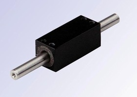 Linear Servomotor is suitable for piezo replacement.