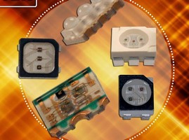 OPTEK Extends Visible Offering with Family of Surface Mount RGB LEDs