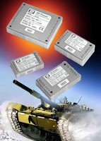 DC/DC Converters suit defense and avionics applications.