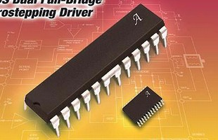 PWM Motor Driver offers overcurrent protection.