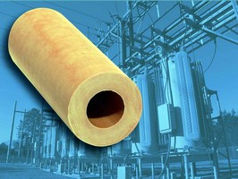 Composite Tube Material reduces machining time.