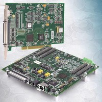 DAQ Boards are offered in various versions.