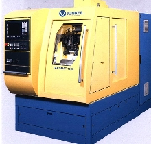 Thread Grinding Machine handles small dimensions.