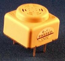 Audio Alert Buzzer tolerates harsh weather conditions.