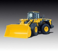 Wheel Loaders adapt to different working conditions.