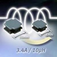 Inductors suit compact dc-dc converter choke coils.