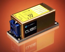 Conduction-Cooled Laser offers 40 mW at 445 nm.