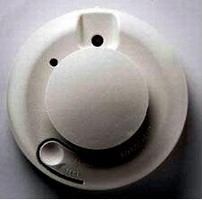 Wireless Smoke Detectors protect residences.