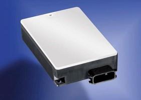 Radar Sensors are designed for driver-assistance systems.