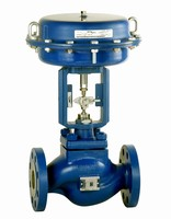 General Service Control Valve has fully modular design.