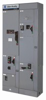 Motor Control Center protects against arc flash hazards.