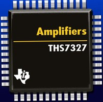 Triple Video Amplifier offers HV sync capabilities.