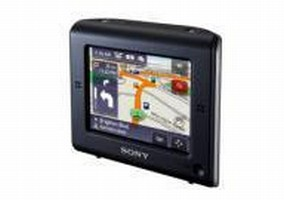 Personal Navigation System offers driver mapping tools.