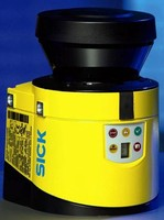 Laser Scanner suits hazardous area applications.