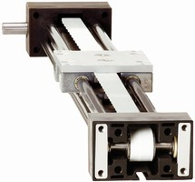 Linear Actuator positions small loads.
