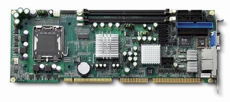 Single Board Computer features Intel® LGA-775 for Pentium® 4.