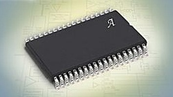 Dual Full-Bridge MOSFET Driver is digitally programmable.