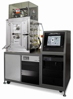 Vacuum Furnace provides thermocouple control to 1,000°C.