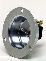 Recessed Toggle Switch is suited for trucking applications.