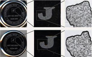 Identification System finds counterfeit products.