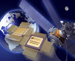 ADC suits broadband/communications satellite applications.