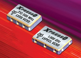 New, Low-Jitter Voltage Controlled Crystal Oscillators from Fox Electronics Allow More Data to be Transmitted