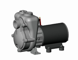 Air Conditioning Pump provides solution to air-lock problems.