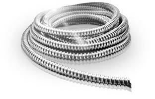 Unjacketed Flexible Steel Conduit is for non-UL applications.