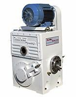 High Vacuum Pump can evacuate to 8 x 10-3 Torr.