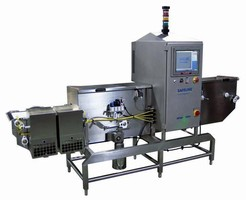 X-Ray Inspection System meets 3-A sanitary standard 41-02.