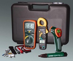 Troubleshooting Kit addresses electrical testing needs.