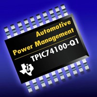 DC/DC Converter comes in 20-pin HTSSOP PowerPAD(TM) package.