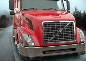 Hendrickson Offers AERO CLAD® Bumper for the Volvo VNL
