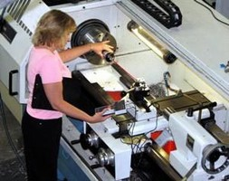 Alignment Tool suits lathes, turning machines, and spindles.