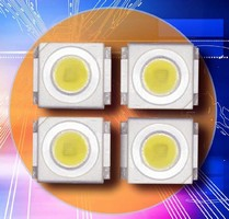 LED Package suits both single use and array applications.