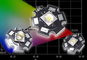 SMT LEDs feature all metallic composition.