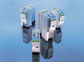 Frequency Converters feature power range of 0.25-7.5 kW.