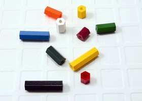 Nylon Spacers are electrically insulating.