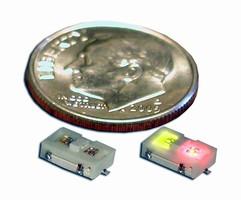 Illuminated Switch offers 150° LED viewing angle.