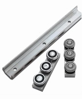Linear Guides are offered in 3 materials.