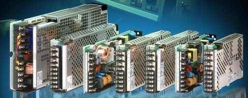 AC-DC Power Supplies suit small electronic equipment.