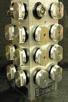 Machinable Clamps suit VMC and HMC applications.