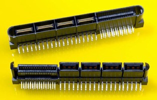 Right-Angle Connectors are in compact size.