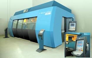 Laser Cutting System has 160 x 60 x 30 in. work volume.