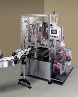 Tamper-Evident Shrinkbanders offer 30-400 cpm line speeds.