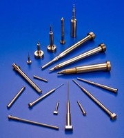 Custom Pins and Punches Matched to Application Requirements