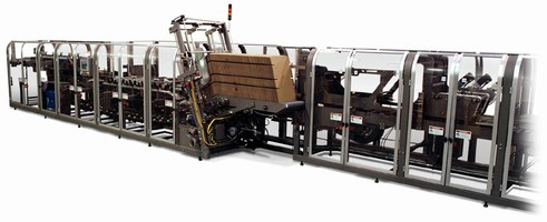 Case/Tray Packers adapt to changing product life cycles.