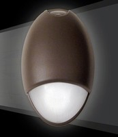 Emergency Lights are ETL Listed for wet locations.